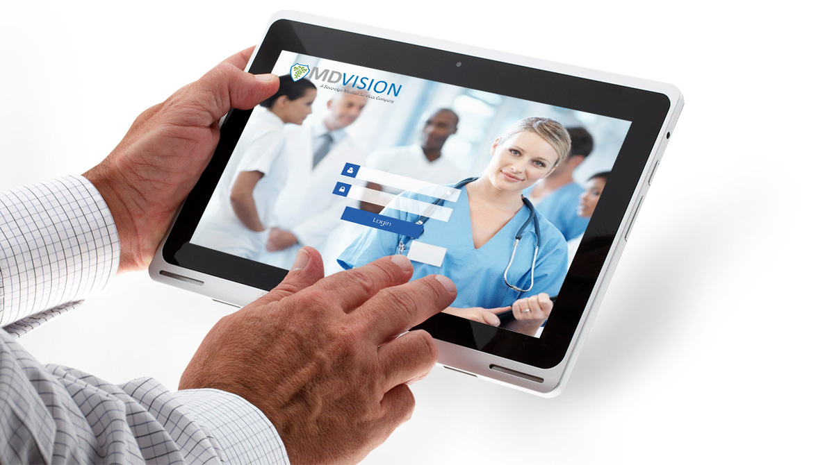 Just Offer An Ipad To Patients And Replace The Paperwork On Efficient Clipboards Save Time While Update Their Own Information